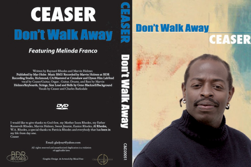 Ceaser - Don't Walk Away