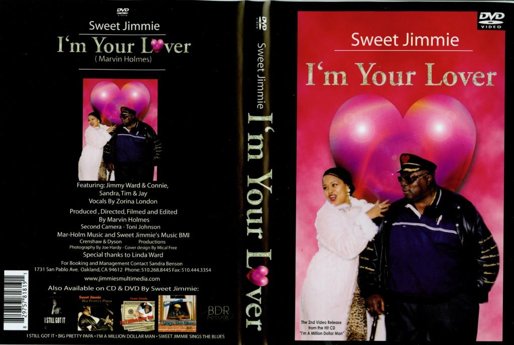 Sweet Jimmies - I'm Your Lover